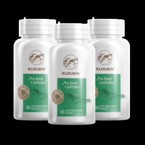 kloubin - kloubní výživa - 3 balení